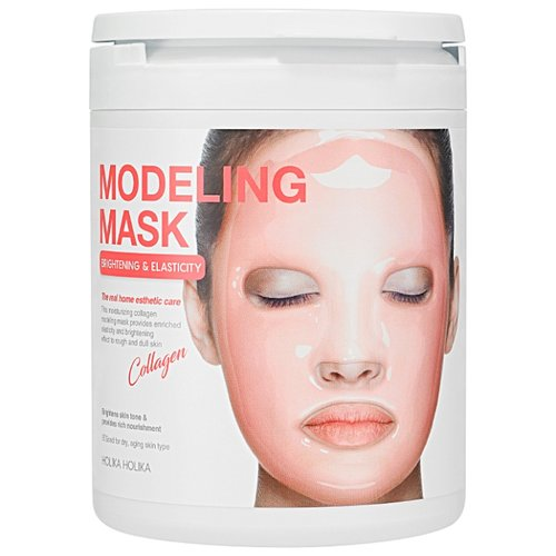 Holika Holika альгинатная маска Modeling Mask с коллагеном, 200 г