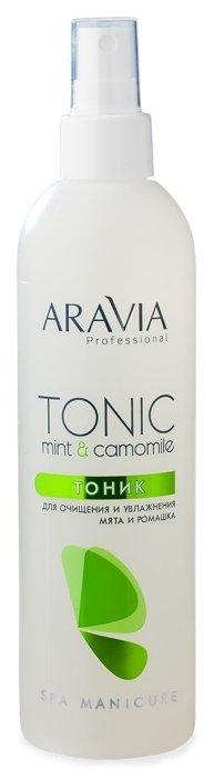 Aravia Тоник Professional для очищения и увлажнения кожи с мятой и ромашкой