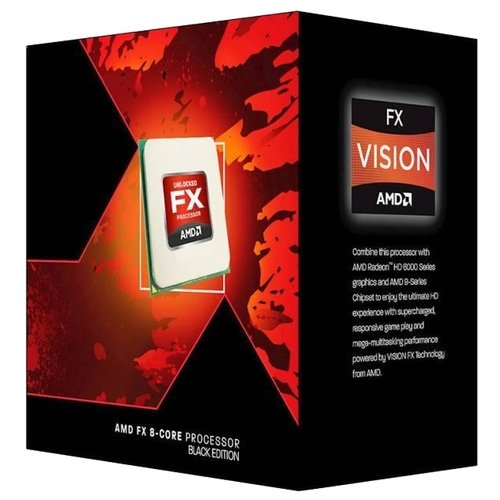 Процессор AMD FX-8350 Vishera (AM3+, L3 8192Kb) BOX