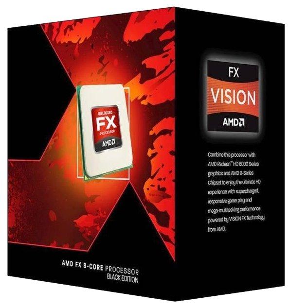 Процессор AMD FX Vishera