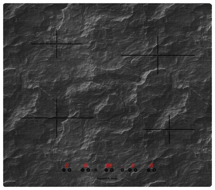 Варочная панель Zigmund & Shtain CIS 239.60 BX