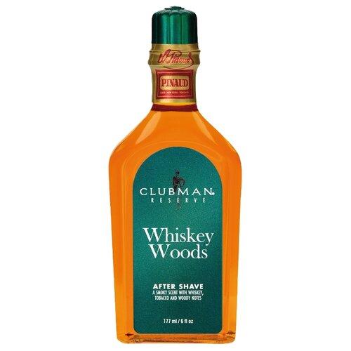 Лосьон после бритья After Shave Whiskey Woods Clubman 177 млСредства для бритья<br>