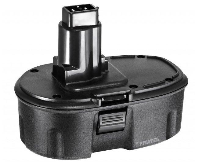 Аккумуляторный блок Pitatel TSB-013-DE18A-30M 18 В 3 А·ч