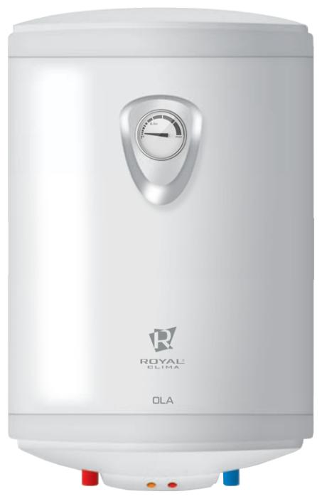 Накопительный электрический водонагреватель Royal Clima RWH