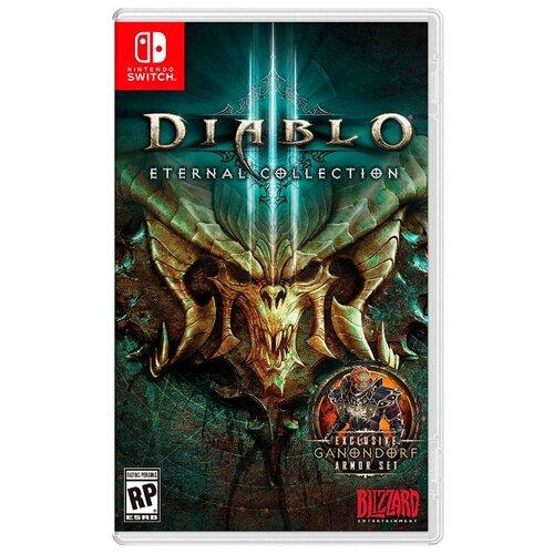 Игра для Nintendo Switch Diablo III: Eternal Collection геймпад nintendo switch pro controller