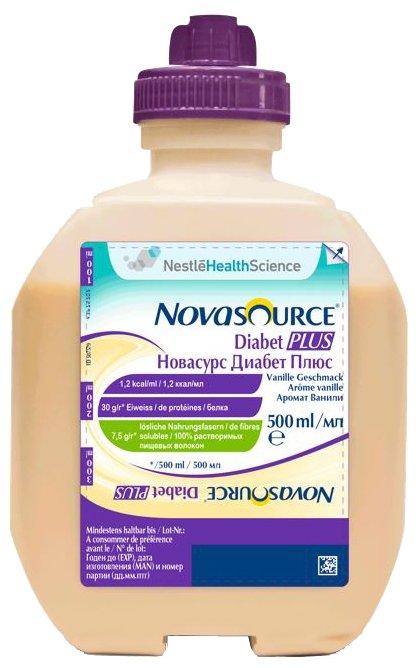 Novasource (Nestle) Diabet Plus готовое к употреблению 500 мл