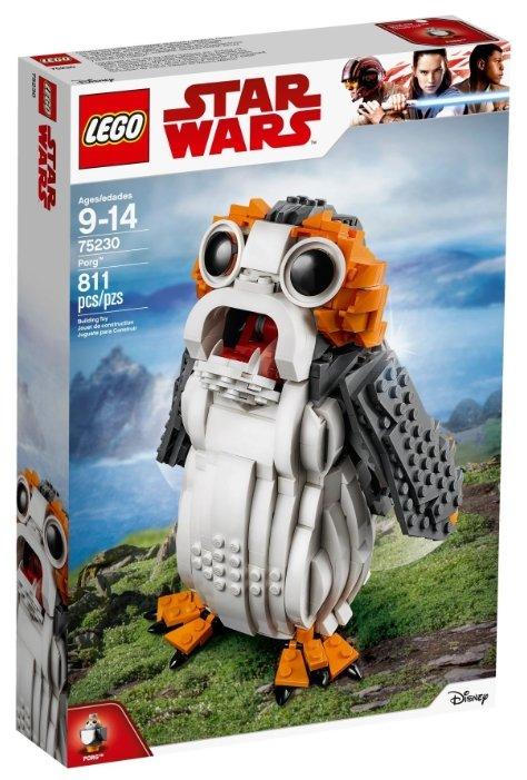 Конструктор LEGO Star Wars 75230 Порг