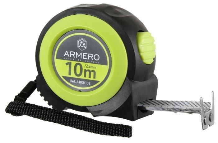 Рулетка Armero A100/102 25 мм x 10 м