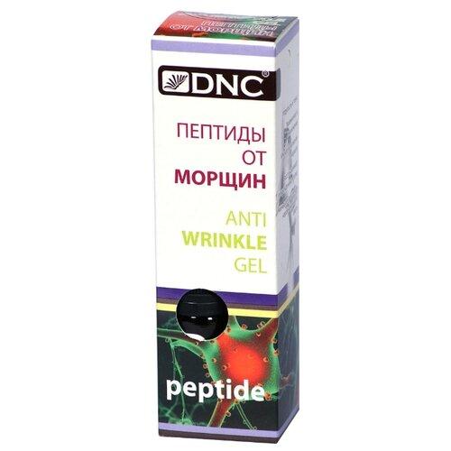 DNC пептиды от морщин, гель для лица, 10 мл пептиды от морщин
