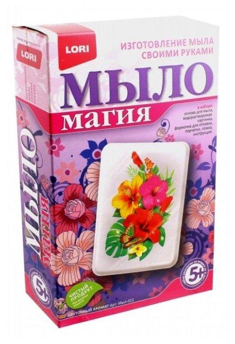 LORI МылоМагия Цветочный аромат (Мыл-011)