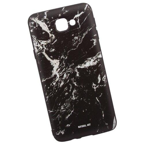 Чехол WK WK06 для Samsung Galaxy J5 Prime черный мрамор