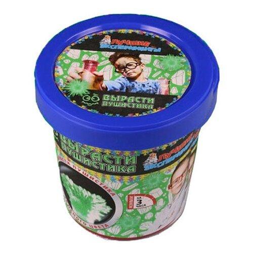 Купить Набор для исследований Qiddycome Вырасти пушистика зеленый, Наборы для исследований