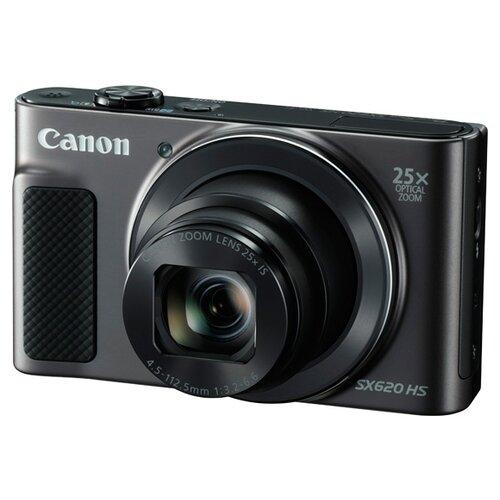Фото - Фотоаппарат Canon PowerShot SX620 HS черный фотоаппарат