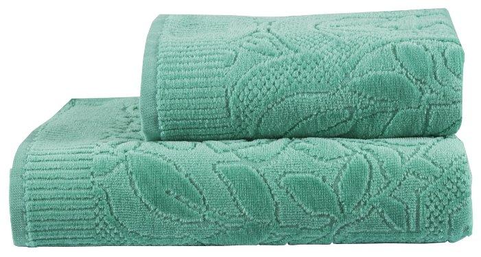 Guten Morgen полотенце Виридан универсальное 34х76 см зеленый