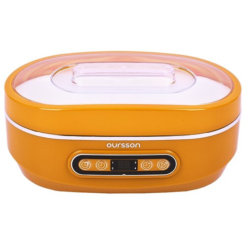 Купить со скидкой Йогуртница Oursson FE1405D оранжевый