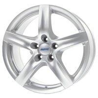 Диск колесный Alutec Grip 7.5x17/5x112 D66.5 ET28 Polar-silver