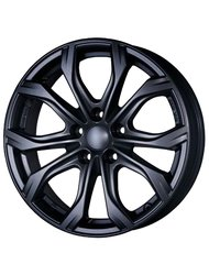 Alutec 8,5x19/5x120 ET45 D72,6 W10X Racing black front polished - фото 1