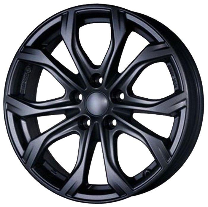 1. Диски Alutec W10X 8,5x19 5x120 D72.6 ET45 цвет Racing Black Front Polished