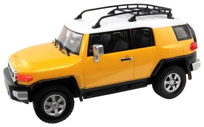 Легковой автомобиль KidzTech Toyota FJ Cruiser (6618-853A/85031) 1:16 30 см