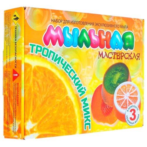 Инновации для детей Мыльная мастерская Тропический микс (744) инновации для детей набор мыльная мастерская тропический микс