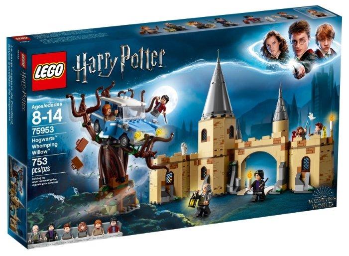 Конструктор LEGO Harry Potter 75953 Гремучая ива