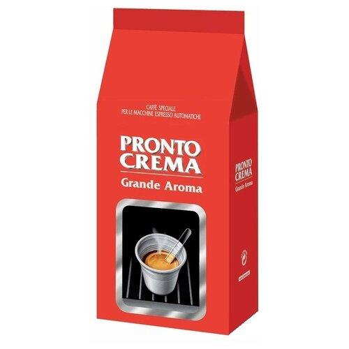 цена Кофе в зернах Lavazza Pronto Crema, арабика/робуста, 1000 г онлайн в 2017 году