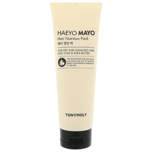 TONY MOLY Маска Mayo Hair Nutrition Pack, 250 млМаски и сыворотки<br>