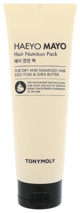 TONY MOLY Маска Mayo Hair Nutrition Pack для волос и кожи головы
