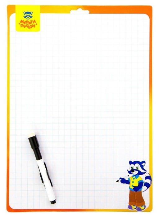 Доска для рисования детская Мульти-Пульти двухсторонняя (252763)