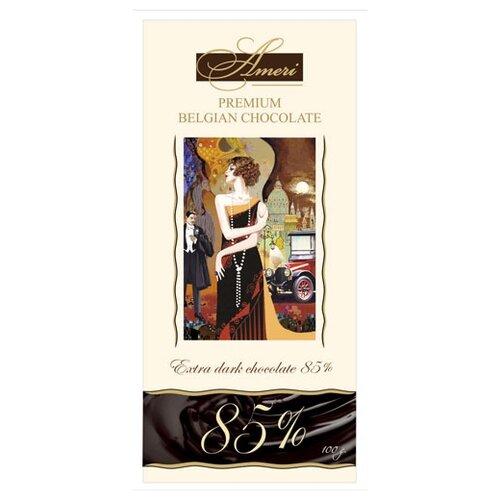 Шоколад Ameri горький 85% какао, 100 г