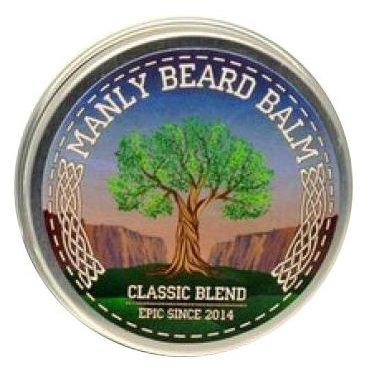 Manly Club Бальзам для бороды Сlassic