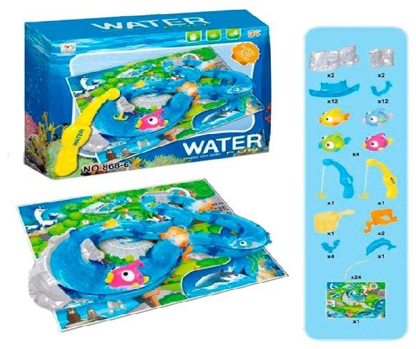 Трек TONG DE Water Fun 868-6