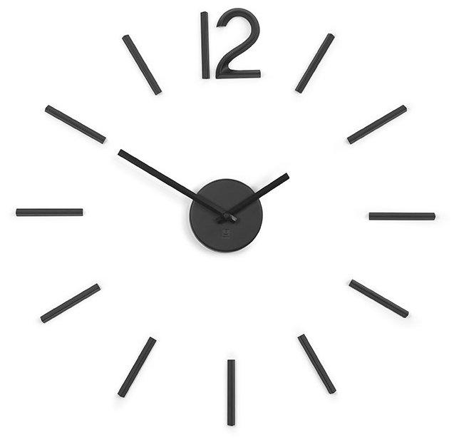 Часы настенные кварцевые Umbra Blink 1005400-040