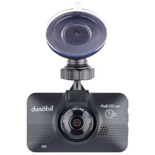 Видеорегистратор Dunobil Oculus Duo OBD, 2 камеры черный