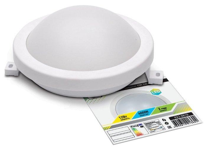 Светодиодный светильник LLT СПП 3301 (12Вт 4000К 960Лм)