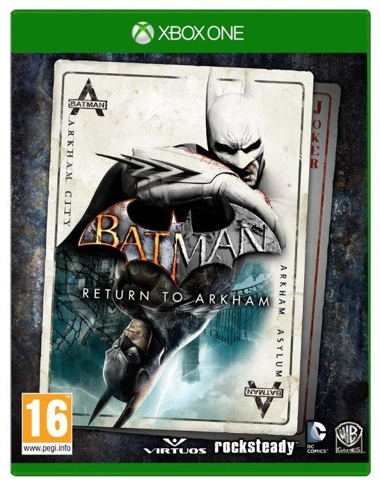 Warner Bros. Batman: Return To Arkham
