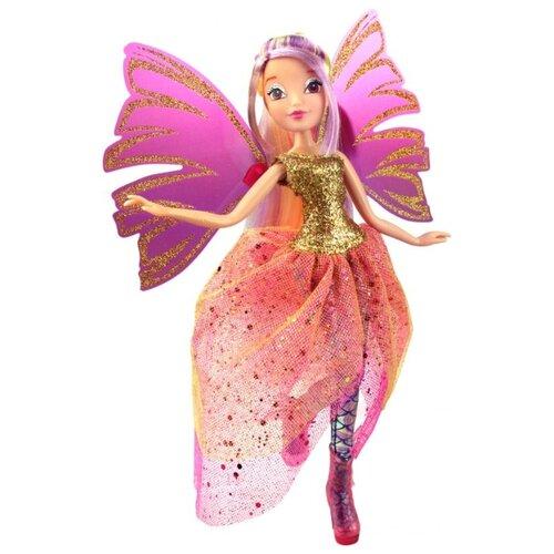Фото - Кукла Winx Club Чудесная Сиреникс Стелла, 28 см, IW01511703 winx кукла winx club бон бон стелла