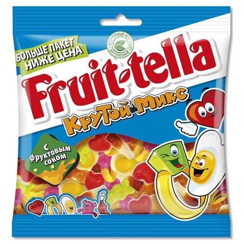 Мармелад Fruittella Крутой микс ассорти 150 г игрушка с конфетами pez вкус ассорти 70 г
