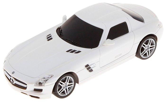 Легковой автомобиль MZ Mercedes-Benz sls amg (MZ-27046) 1:24 15.5 см