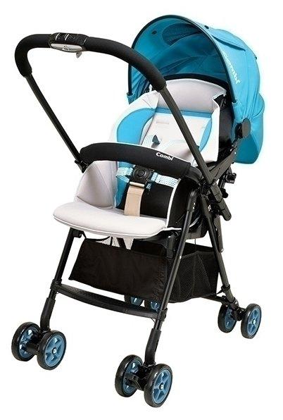 Прогулочная коляска Combi Well Comfort
