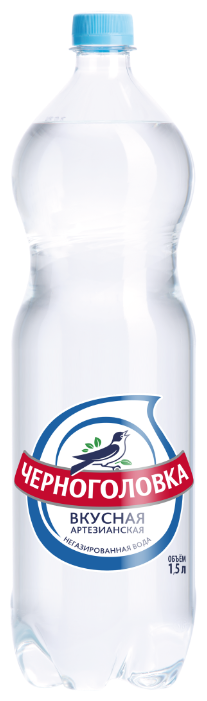 Вода питьевая Черноголовская негазированная, ПЭТ