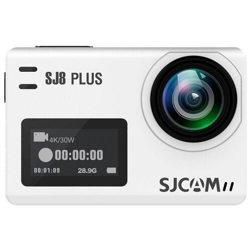 Экшн-камера SJCAM SJ8 Plus (Full box) white