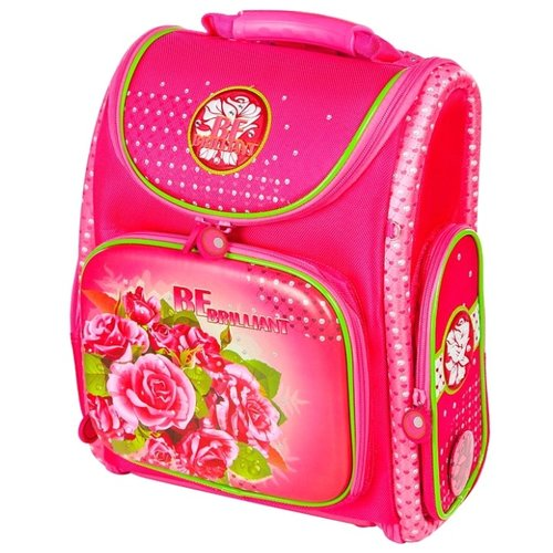 Hummingbird Ранец Be Brilliant (K94 ) розовыйРюкзаки, ранцы<br>