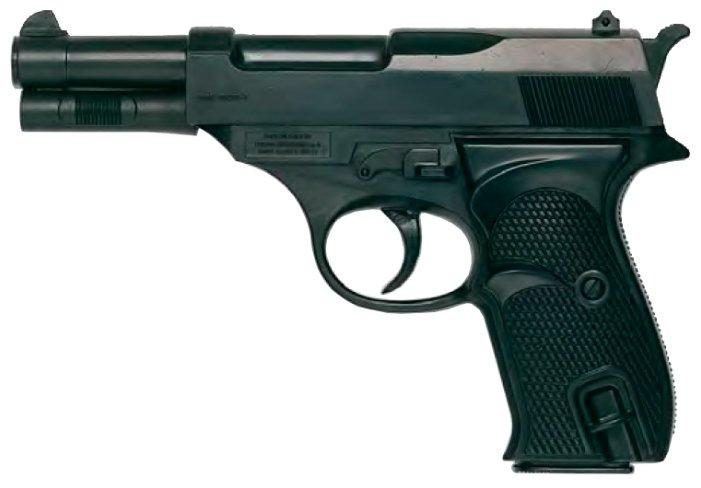 Пистолет Edison Giocattoli Police Matic Eaglematic (218/86)