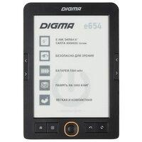 Digma Электронная книга  E654