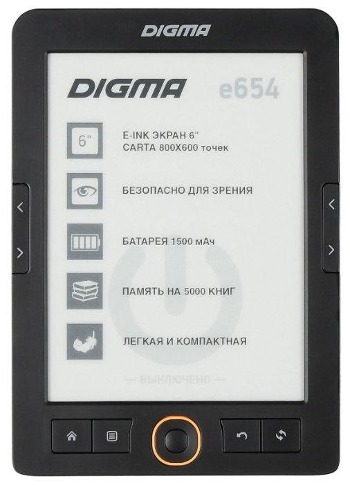 Digma Электронная книга Digma E654