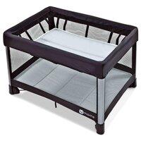 Манеж-кровать 4moms Breeze серый