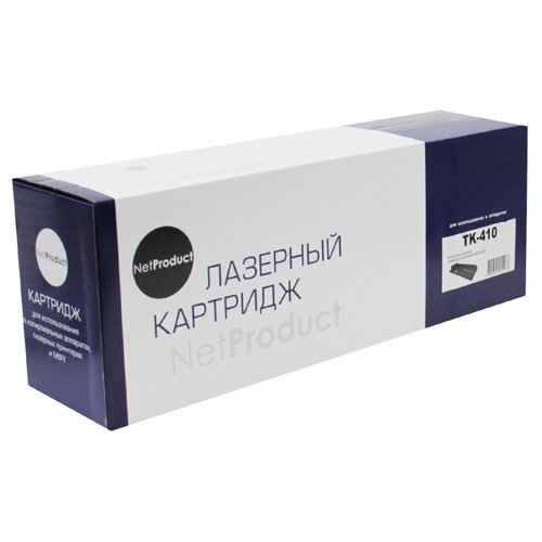 Фото - Картридж Net Product N-TK-410, совместимый картридж net product n tk 130 совместимый