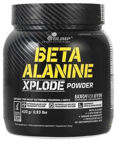 Аминокислота Olimp Beta-alanine Xplode (420 г)