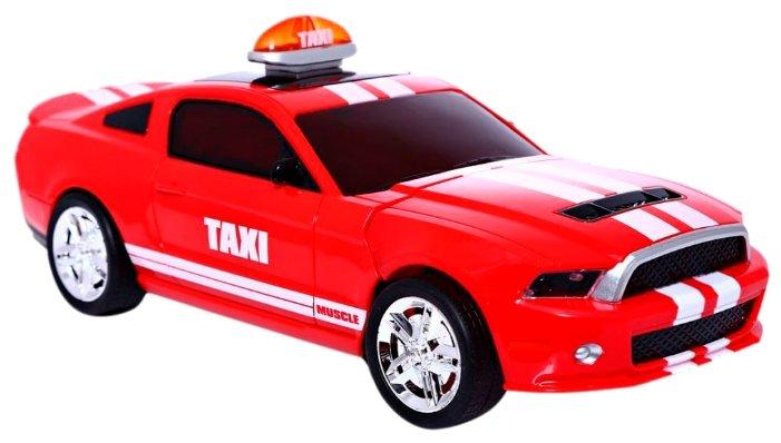 Легковой автомобиль Yako Muscle crazy taxi 3 (Y16462808) 1:14 29.6 см